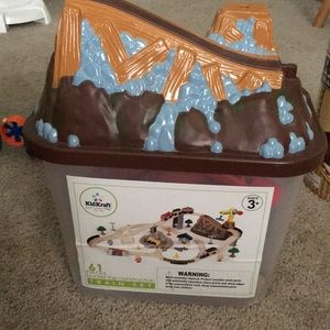 Accessories - Kid kraft train set